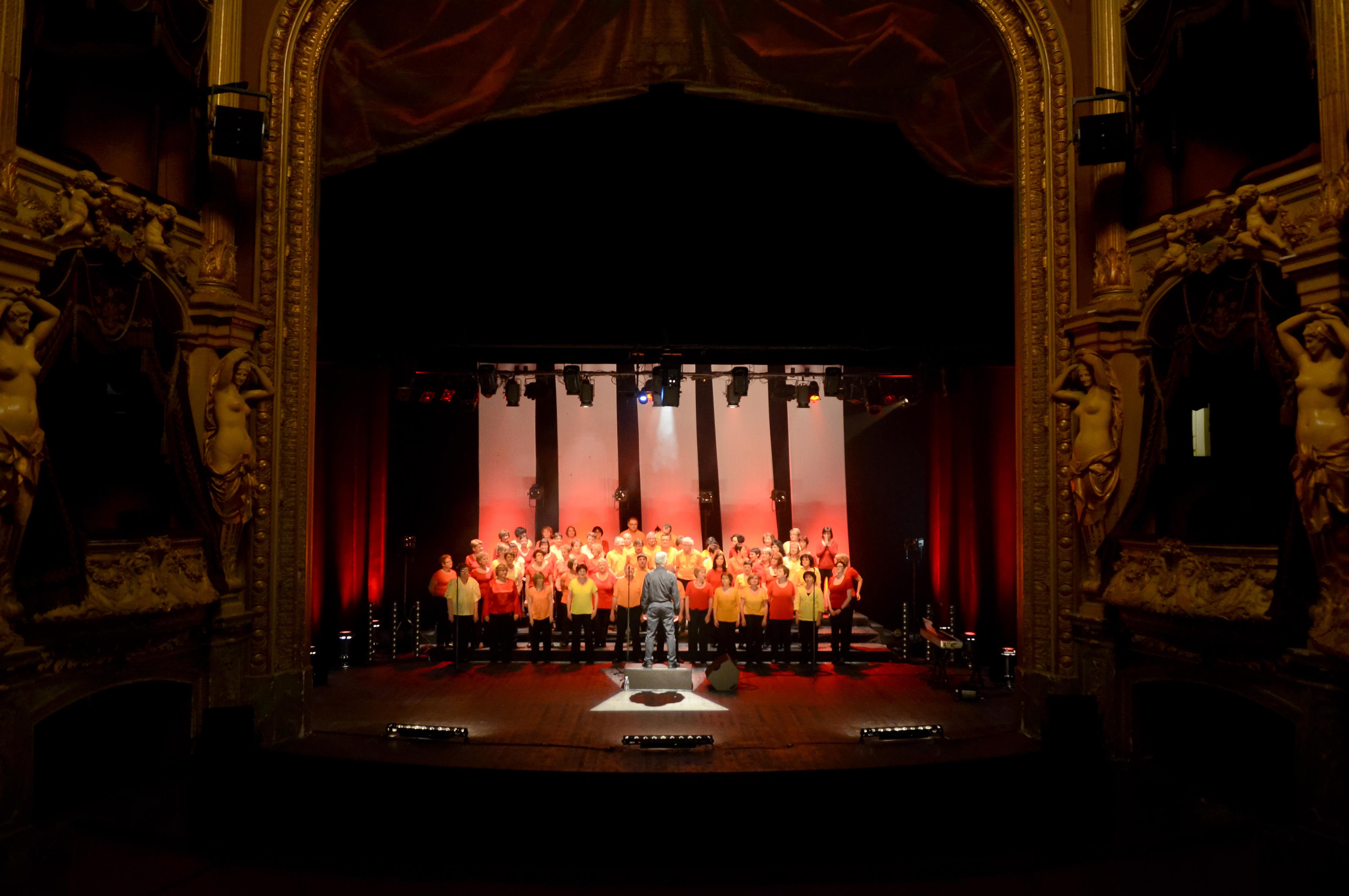 Concert 2012 (au profit de l'ESF)