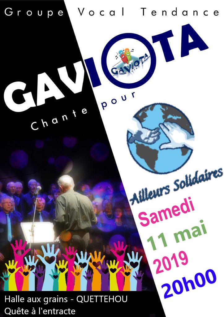 Concert en faveur de l'association Ailleurs Solidaires